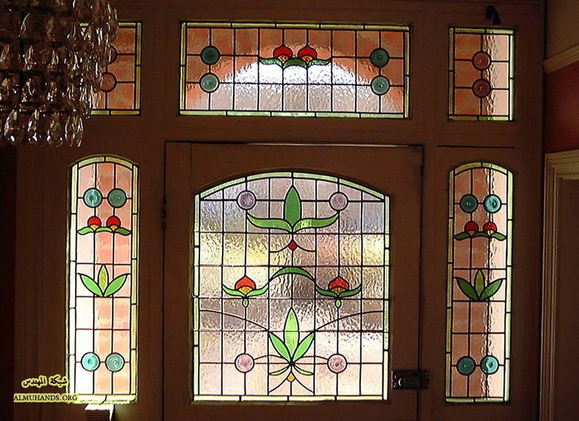 Egotv blog archive 20 incredible front doors egotv - Wall in front of main door ...