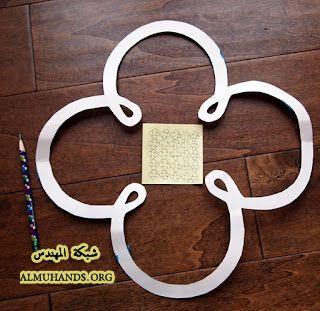 almuhands 1347780490 504 طريقة  لعمل الاستنسل عن طريق رسمك الاستنسل بالشكل الذي ترغبه